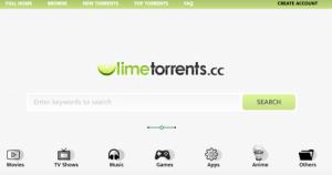 limetorrents as rarbg alternatives