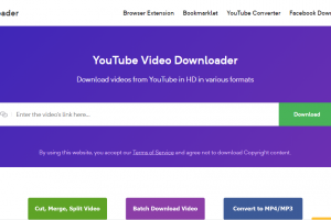 Online-YouTube-Downloader