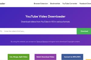 Online-YouTube-Downloader