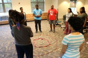 Risk And Team Building Activities