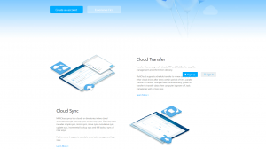 cloud transfer