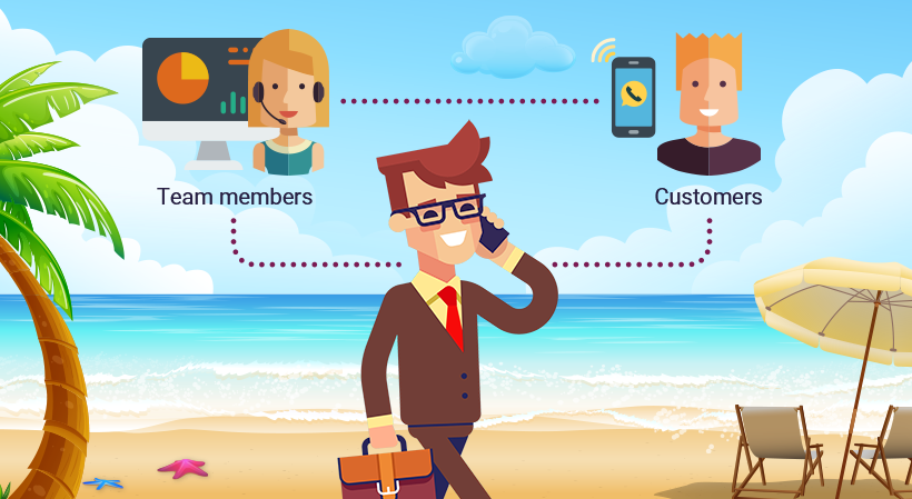 Why Your Growing Business Needs a Virtual phone system?