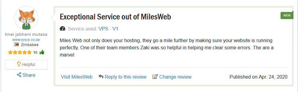 MilesWeb Review.png