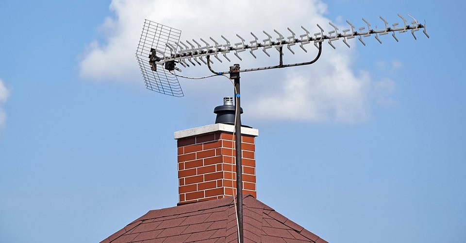 How to Get the Best TV Signal by Installing TV Aerial