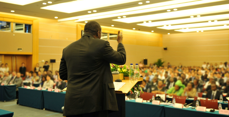 Keys To Giving An Effective Presentation At A Conference