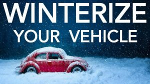 Best Ways to Winterize Your Truck