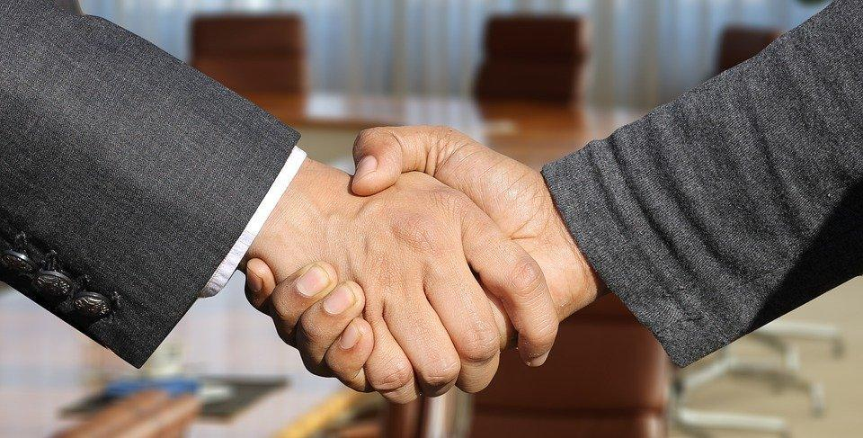 Shaking Hands, Handshake, Hands, Welcome, Agreement